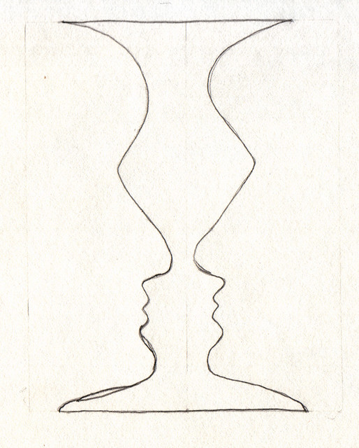 Learn To Draw Faces And A Vase Join Learn To Draw Group T Flickr