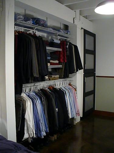 Ideas For A Walk In Closet