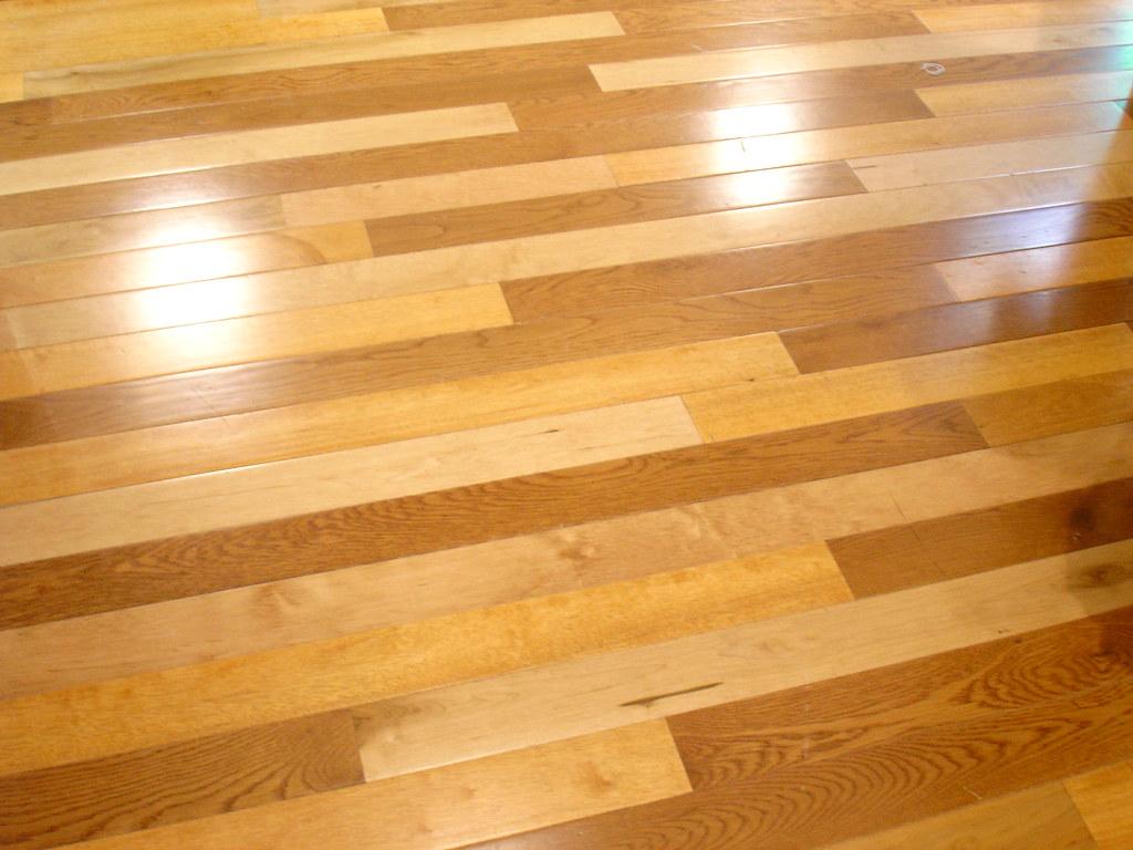 Multi color hardwood flooring cool flooring at urban for Cool hardwood floors
