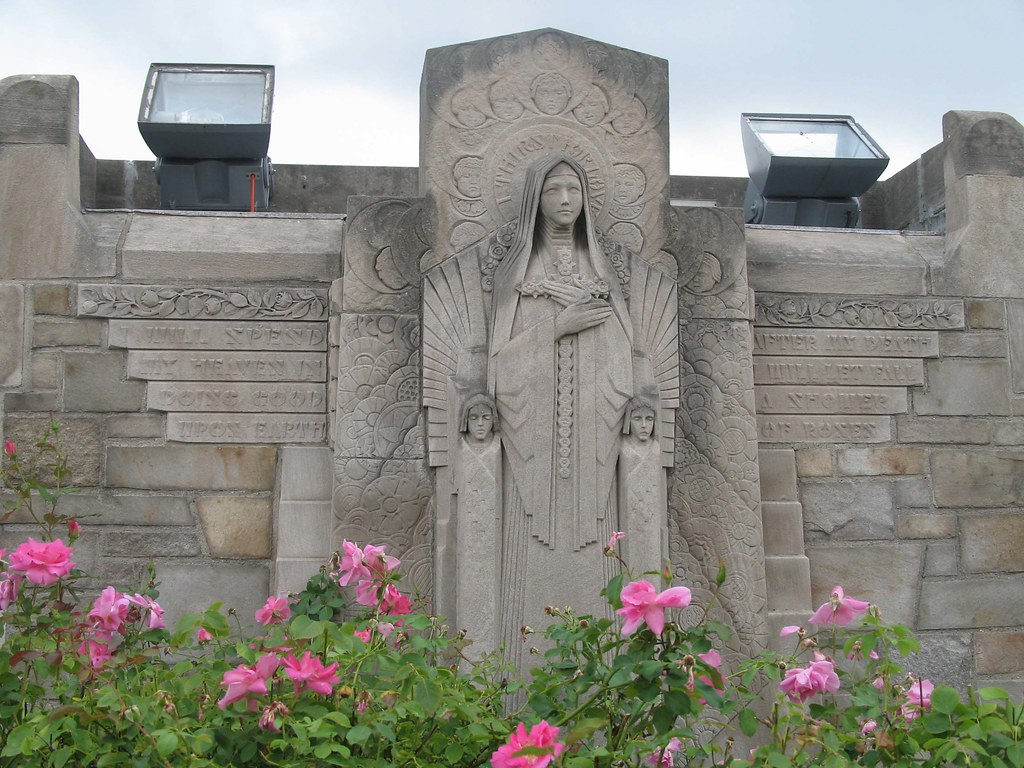 St Therese at the Shrine of the Little Flower Royal Oak …