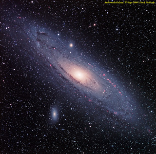 Andromeda Galaxy | by DJMcCrady