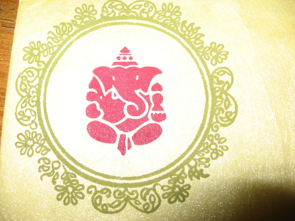 Lord Ganesh on Wedding Card | Girish Katke | Flickr