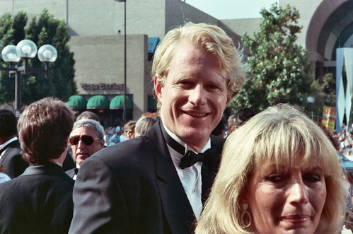 Ed Begley Jr & Penny Marshall | by Alan Light