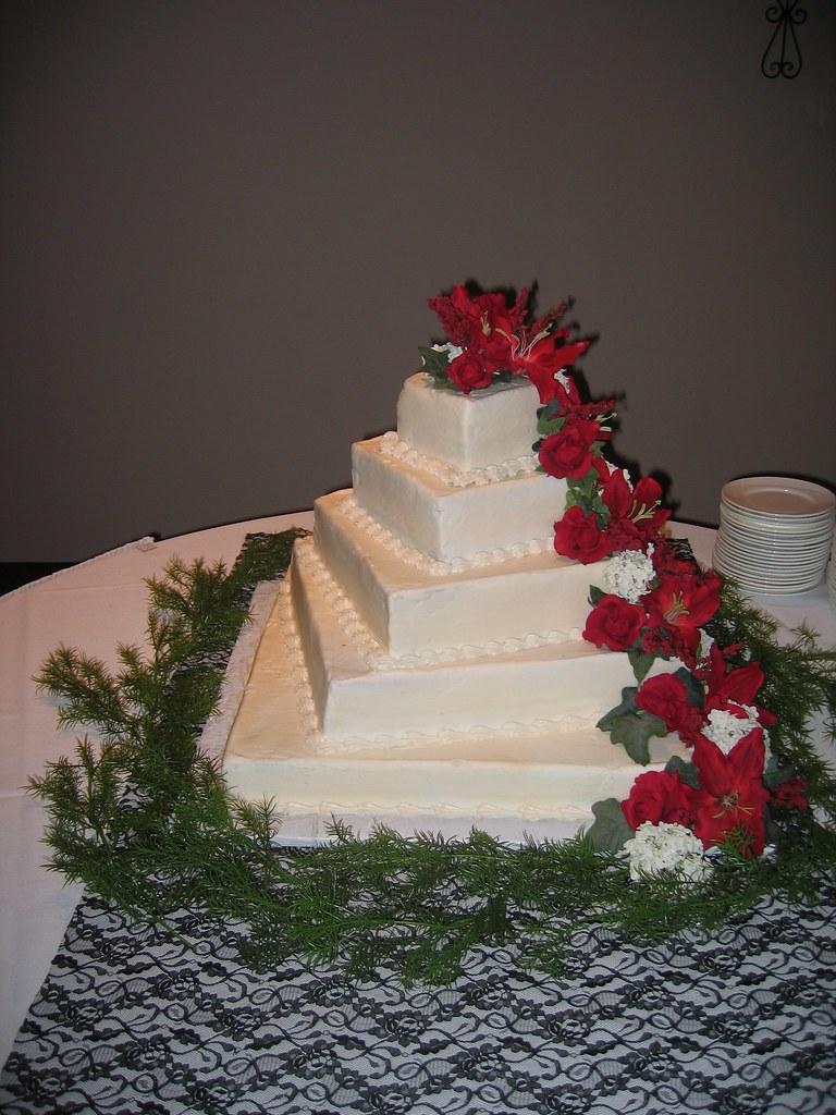 Wedding Reception Cake Messages