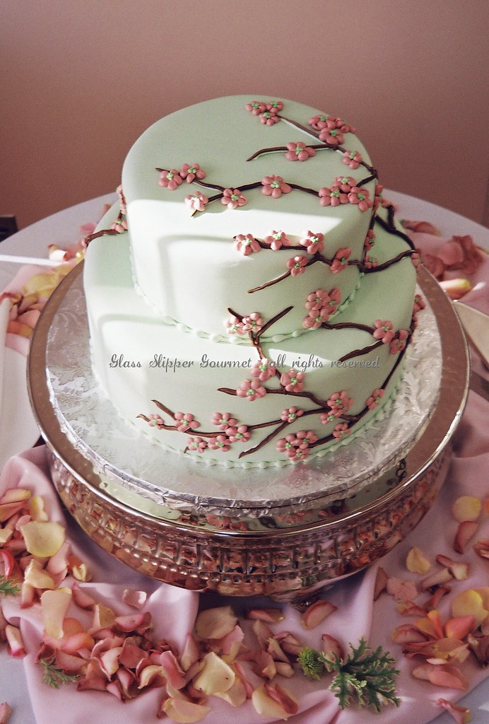 Japanese Wedding Cake Designs