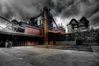 industrial remains | by extranoise