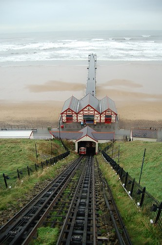 October 27 (4) Saltburn, North Yorkshire - the Saltburn Cliff Lift | by togetherthroughlife