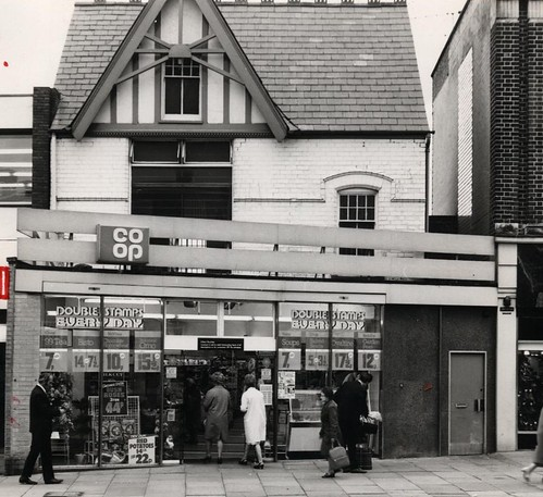 Northfield Co-op shop | by co-ophistorian