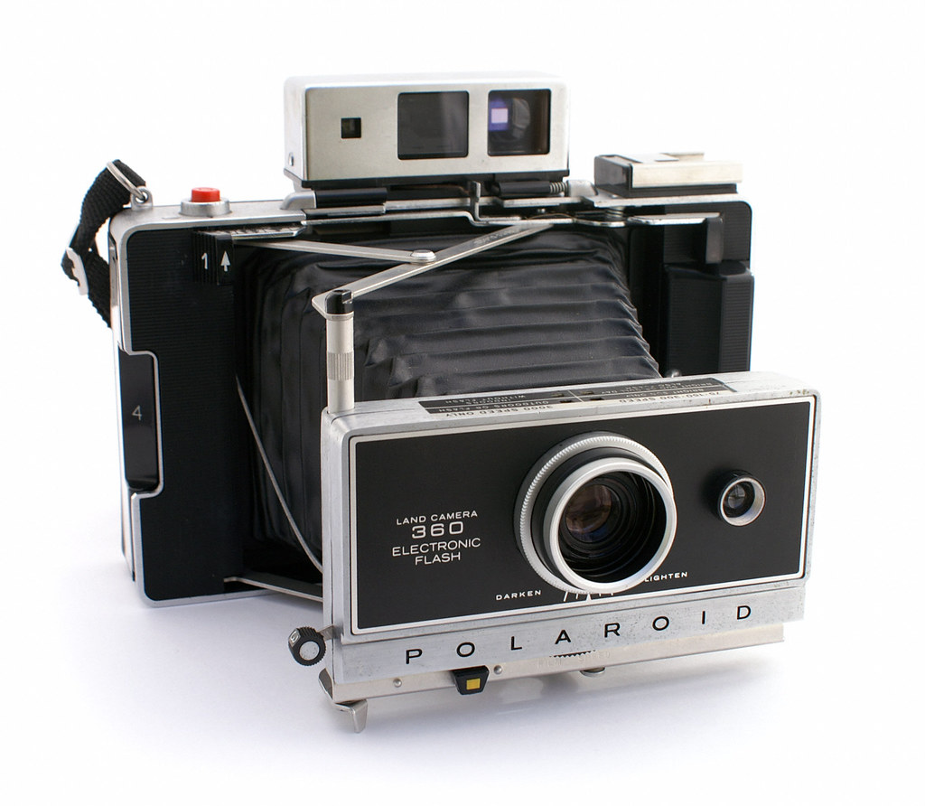 Polaroid Automatic 360