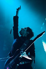 Matt Bellamy, Muse | by Frighten