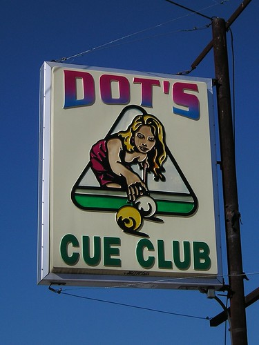 Dot's Cue Club | by Marxchivist