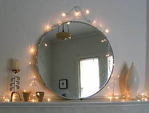 Fairy Lights | $10 Bargain   Gotta Love Ikea! | Fiona Dalton | Flickr