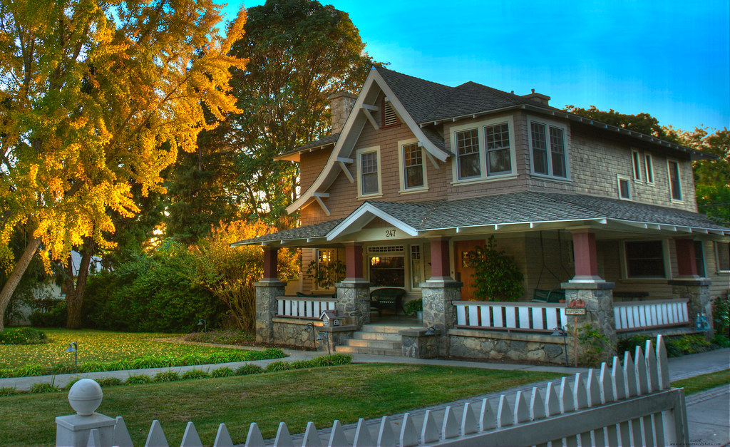 Beautiful Old House In Monrovia California Beautiful Old H