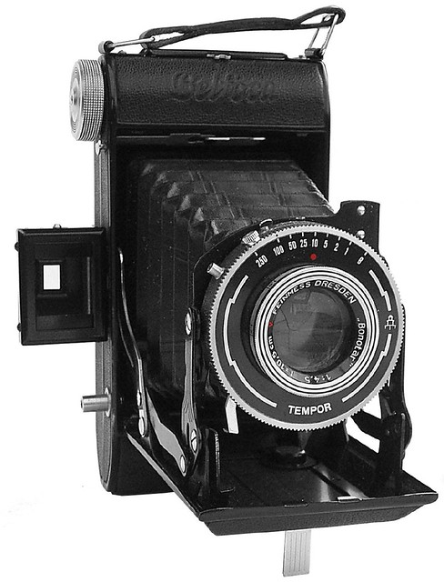 belfoca rollfilm balgenkamera gebaut ab 1954 vom veb. Black Bedroom Furniture Sets. Home Design Ideas