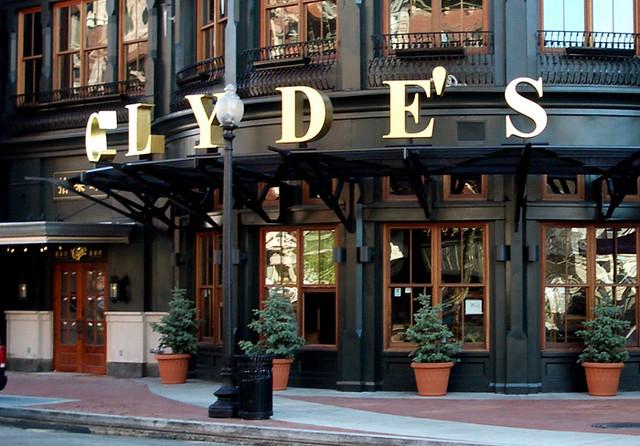 Clyde S Restaurant Group M Street Northwest Washington Dc