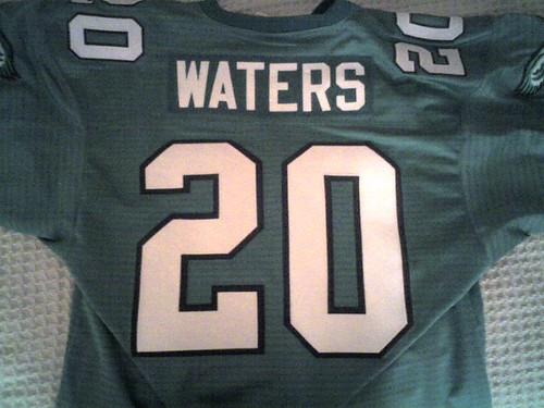 Andre Waters Throwback Jersey | by ThatKidInTheCorner