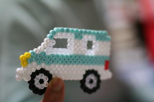 Bead Car.