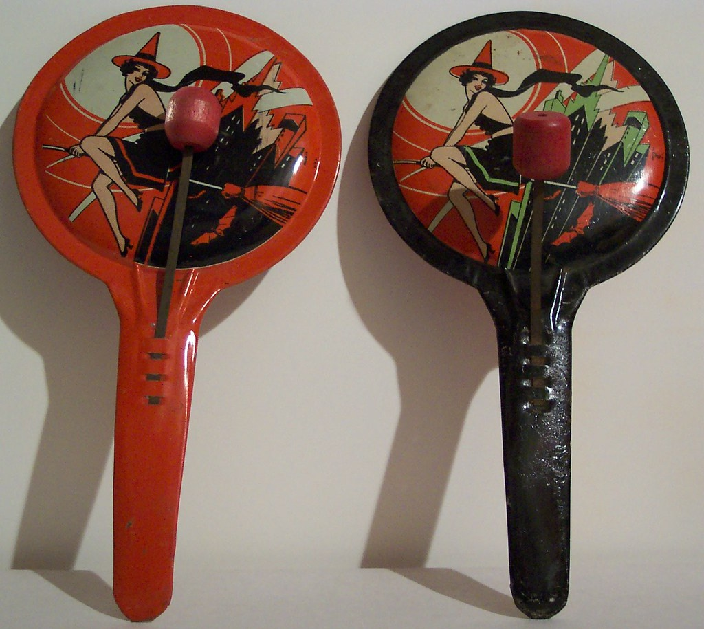 vintage halloween noisemakers by riptheskull vintage halloween noisemakers by riptheskull