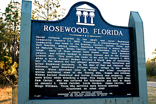 rosewood black people and john wright