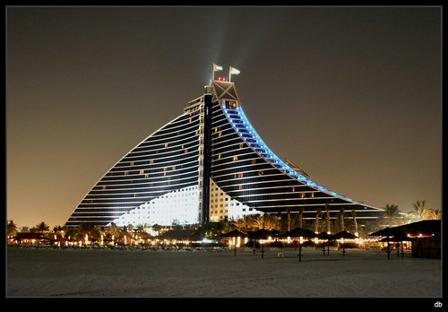 Jumeirah Beach Hotel | by Happy Hiker