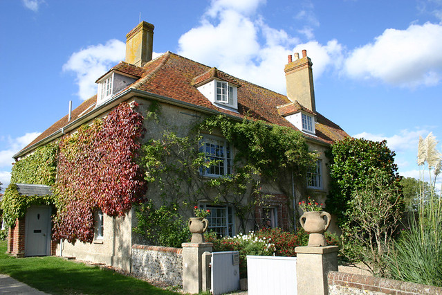 charleston farmhouse the heart of the bloomsbury group