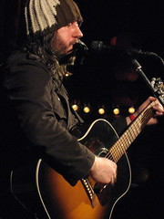 Badly Drawn Boy @Hiro Ballroom, Oct. 11, 2006 | by Qbertplaya