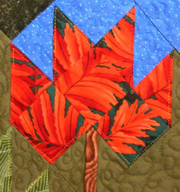 Garden Leaf Blocks : Leaf block flickr photo sharing
