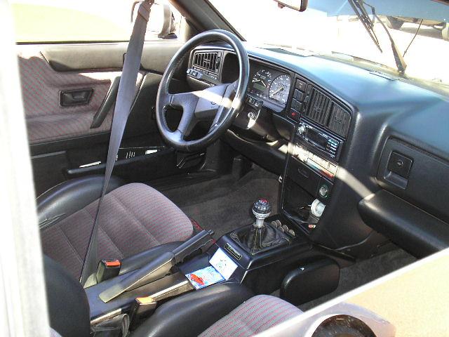 90 Corrado, interior   Len Cleavelin   Flickr