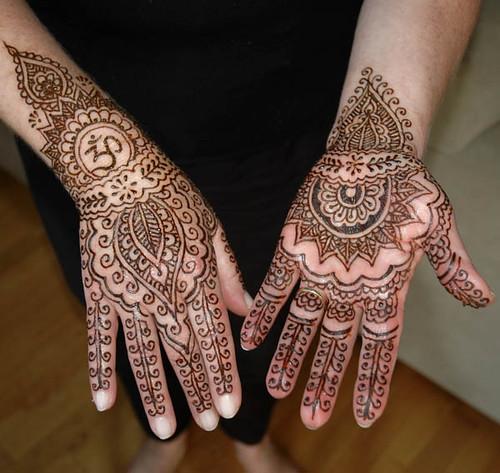 Indian Style Henna Darcy Vasudev Flickr
