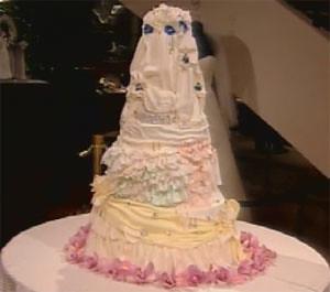 20 Million Dollar Wedding Cake