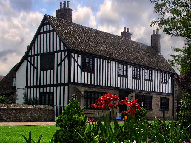 Oliver Cromwell House Escape Rooms