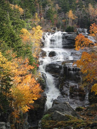 New Hampshire Waterfall | by Rob Purser