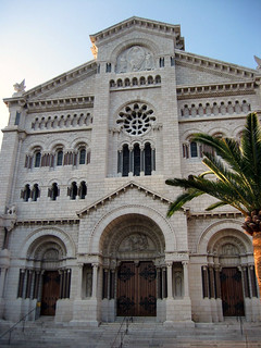 Monaco Cathedral | by Andrei Z