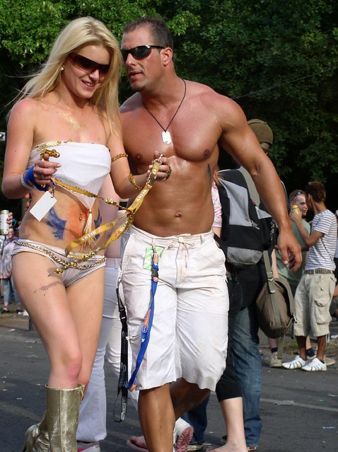 Loveparade and sex in berlin 2006 part 3 - 2 part 6