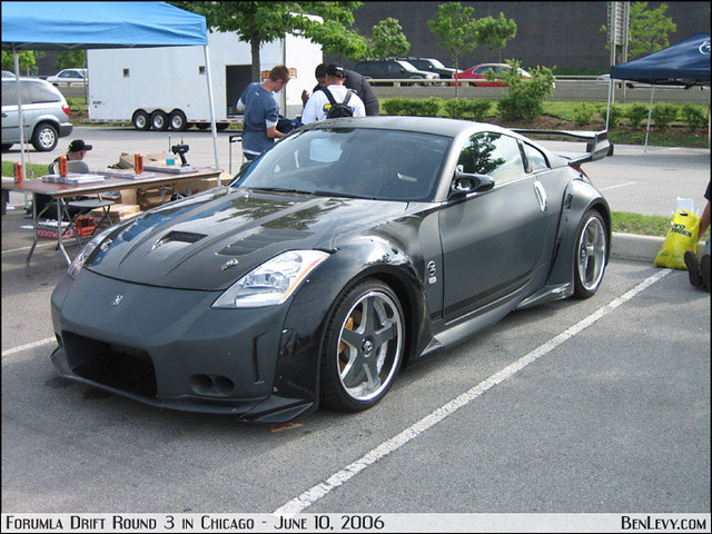 Carro In English >> Tokyo Drift 350Z | Ben Levy | Flickr