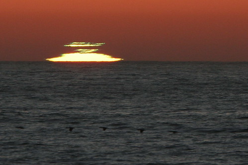 Sunset Green Flash - sunset-green-flash-morro-strand_mg_1914 | by mikebaird