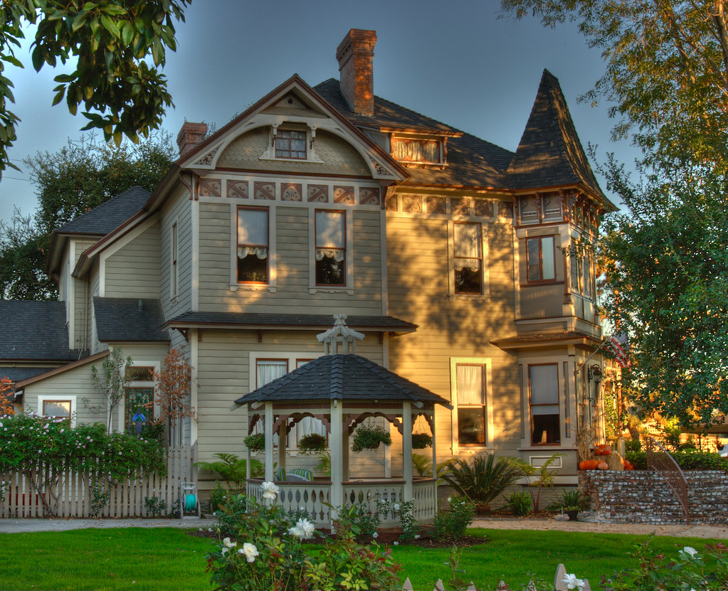 Beautiful old house in monrovia california by allen