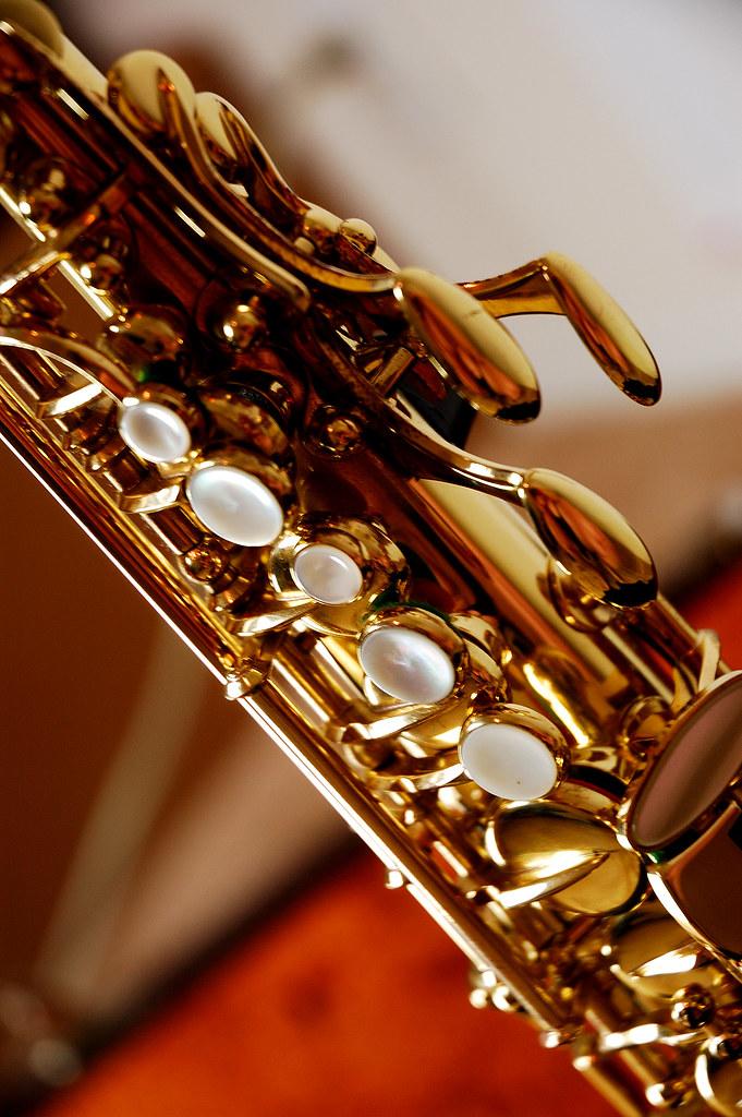 Soprano Saxophone   Linda's sax   Jamie Beverly   Flickr