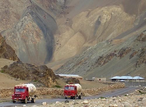 Tour To Leh Ladakh