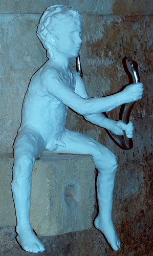 modern art   nude boy matera italy now is this offensive flickr
