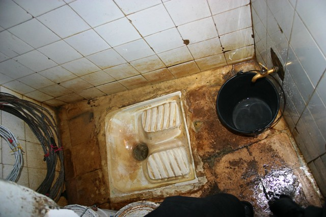 Cool Morocco Toilet Seen In Tanger Medina 2006 Joerg Pfeiffer Flickr Largest Home Design Picture Inspirations Pitcheantrous