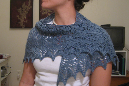 Swallowtail Shawl | by tentenknits