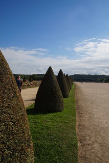 082 Kasteel van Versailles tuinen