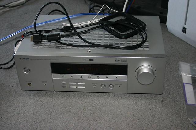 Yamaha Receiver Remote Extender