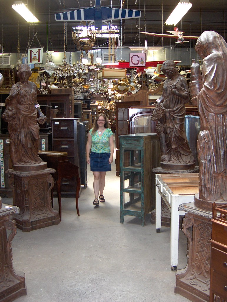 Antique Furniture Store Los Angeles