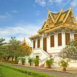 Palace Wat PP Cambodia