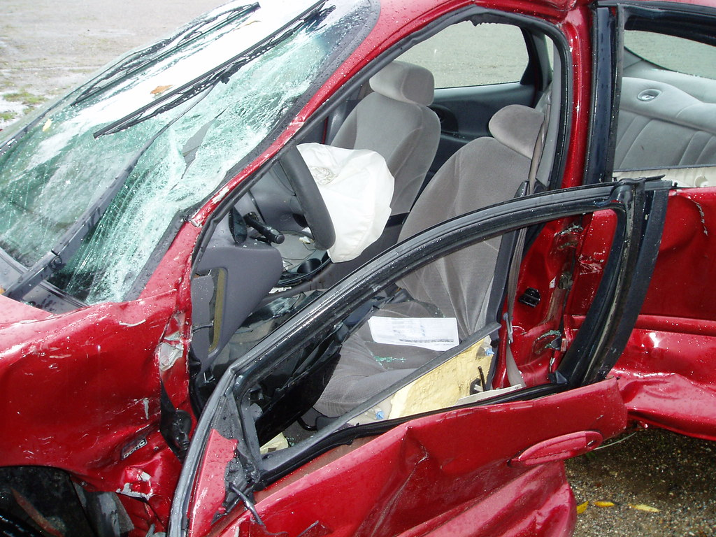help in the story of my dads car accident On december 14, 2015, our daughter, gracie was in a very bad car accident it left her with a diffuse axonal injury to the brain and many other serious injur.