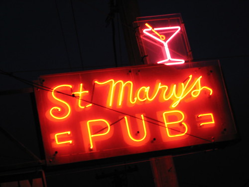 St. Mary's Pub | by David Gallagher
