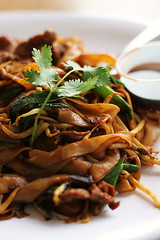 pan fried curry beef noodle | by speedM