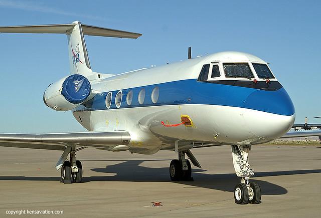 NASA Gulfstream | Grumman G-1159 Gulfstream II Operator ...
